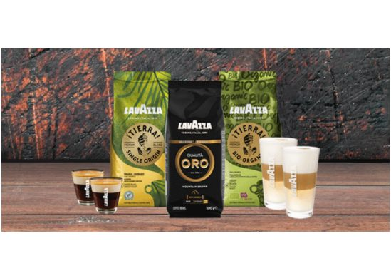 Lavazza Premium Koffiepakket voor €21,99