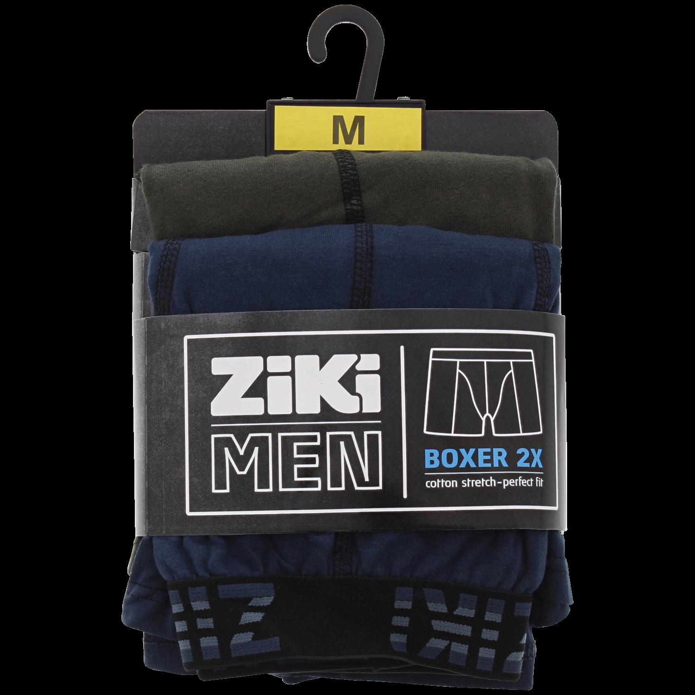 Ziki heren boxershorts voor €2,99