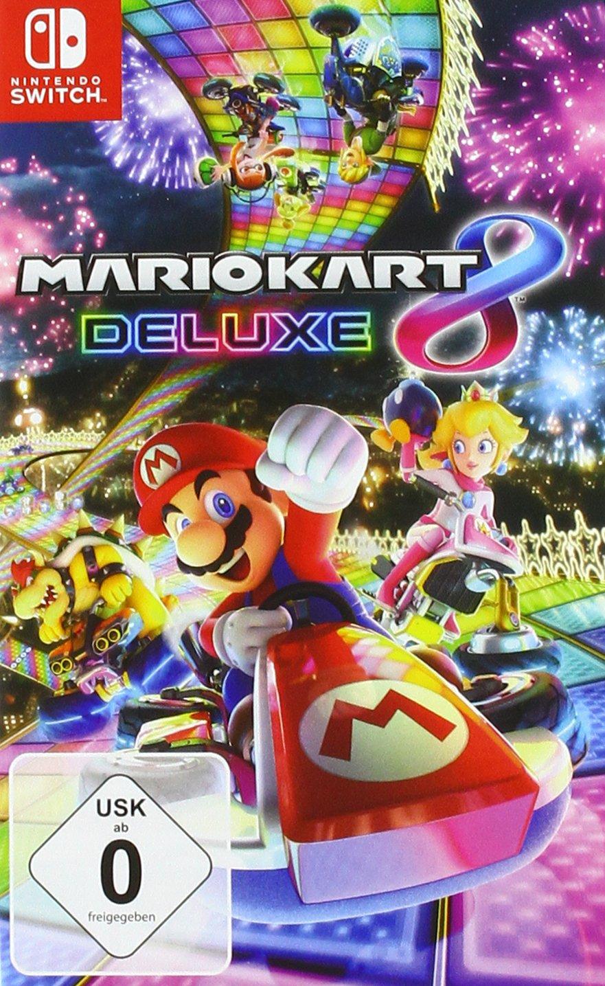 Mario Kart 8 Deluxe voor Nintendo Switch voor €38,79