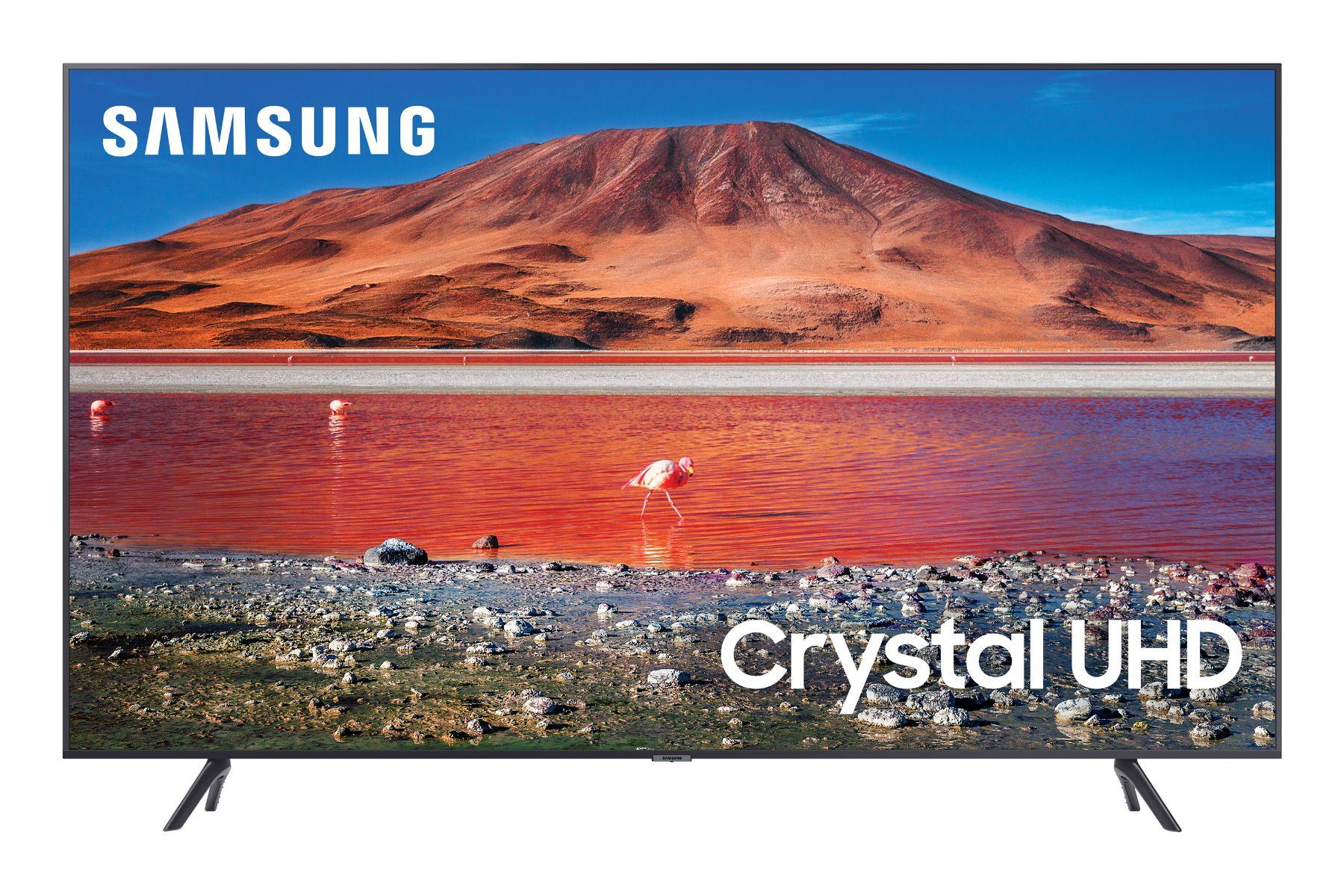 Samsung 58TU7100 58″ UHD 4K TV (2020) voor €555
