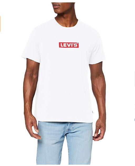 Levi's Boxtab Graphic Tee heren t-shirt voor €12,87