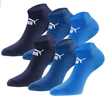 PUMA Sneaker-sokken 18 paar Pack voor €24,95