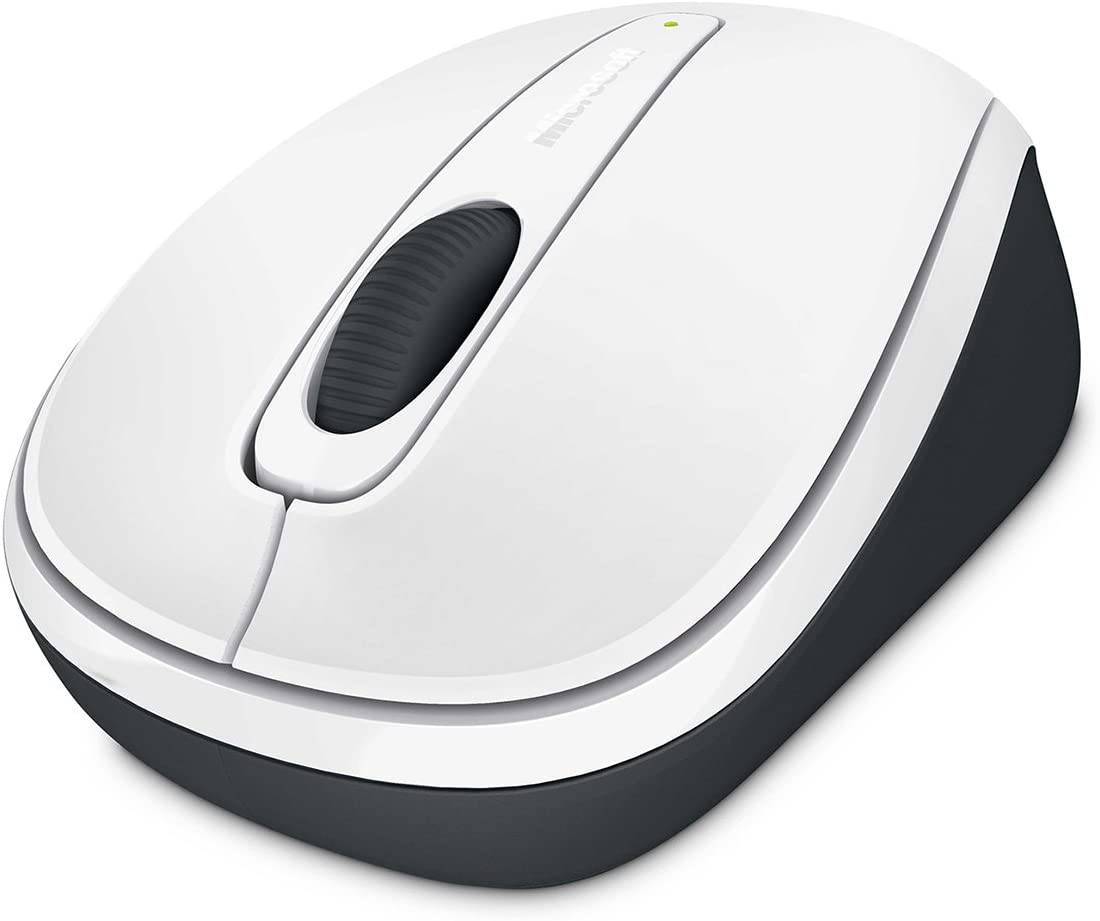 Microsoft Wireless Mobile Mouse 3500 White voor €9,39