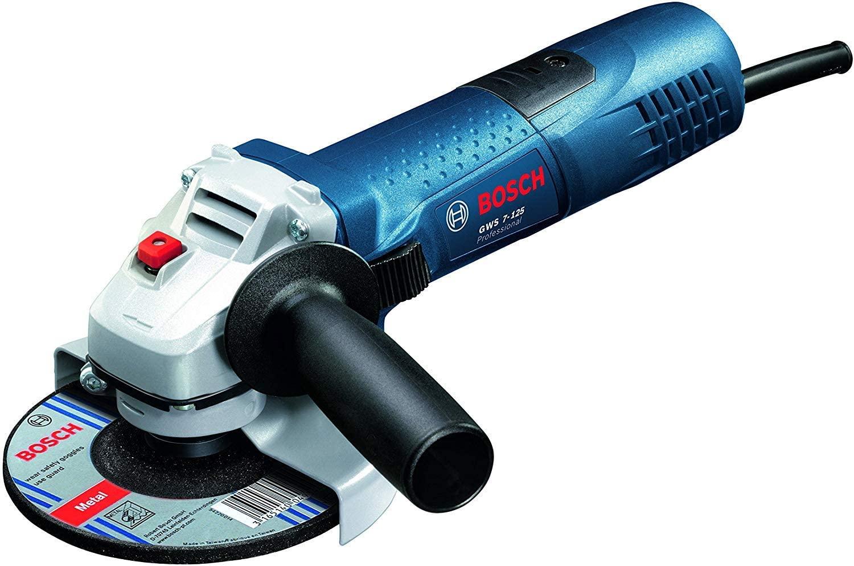 Bosch Professional GWS 7-125 Hoekslijper 750W voor €41,70