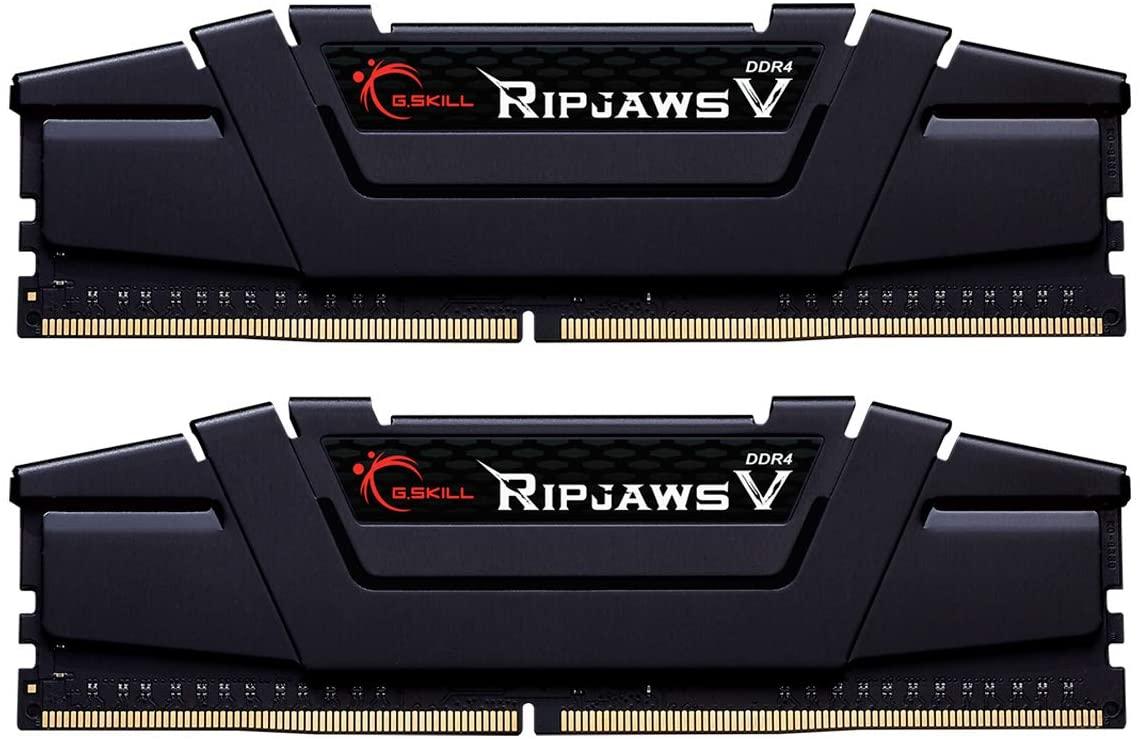 G.Skill DDR4 RipjawsV 2x16GB Ram stick voor €96,90