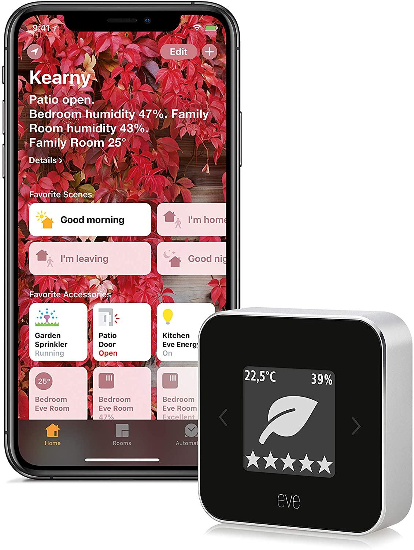 Eve Room Slimme deur- en raamsensor voor Apple HomeKit voor €65,60