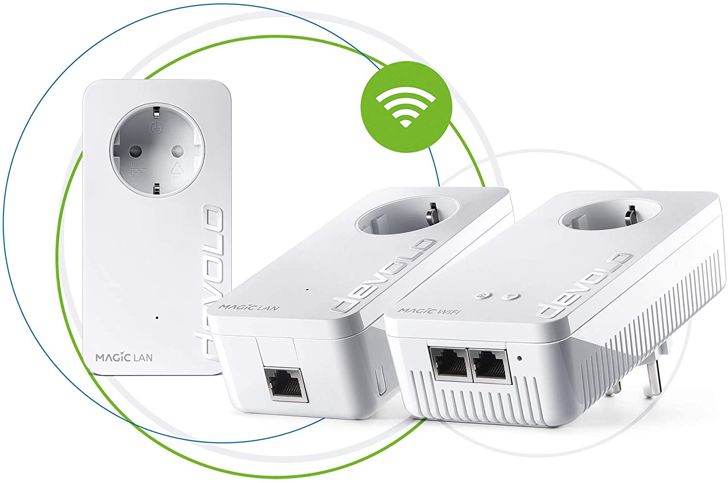 Devolo Magic 1-1200 Wifi Gaming Kit voor €130,83