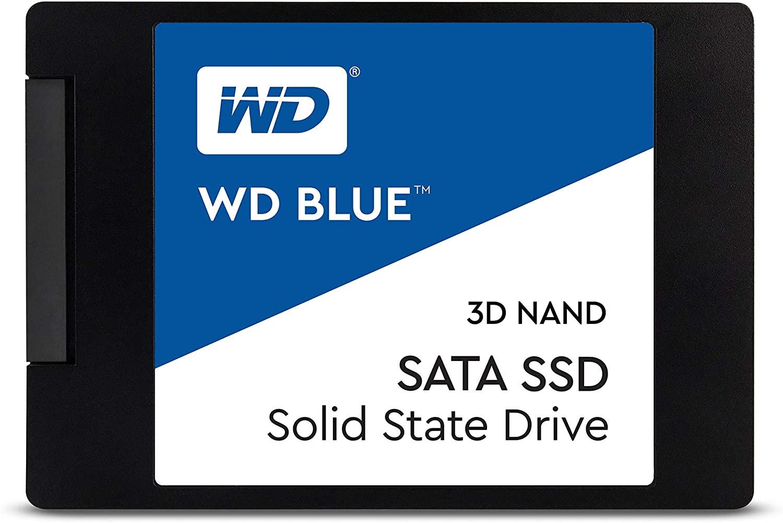 Western Digital Blue 1TB interne SSD voor €97,59