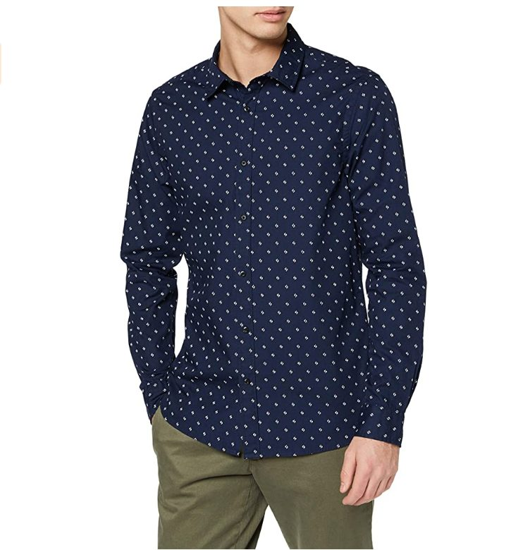 Scotch & Soda heren blouse voor €22,07