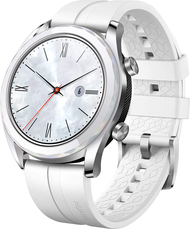 Huawei Watch GT Smartwatch Elegant White voor €86