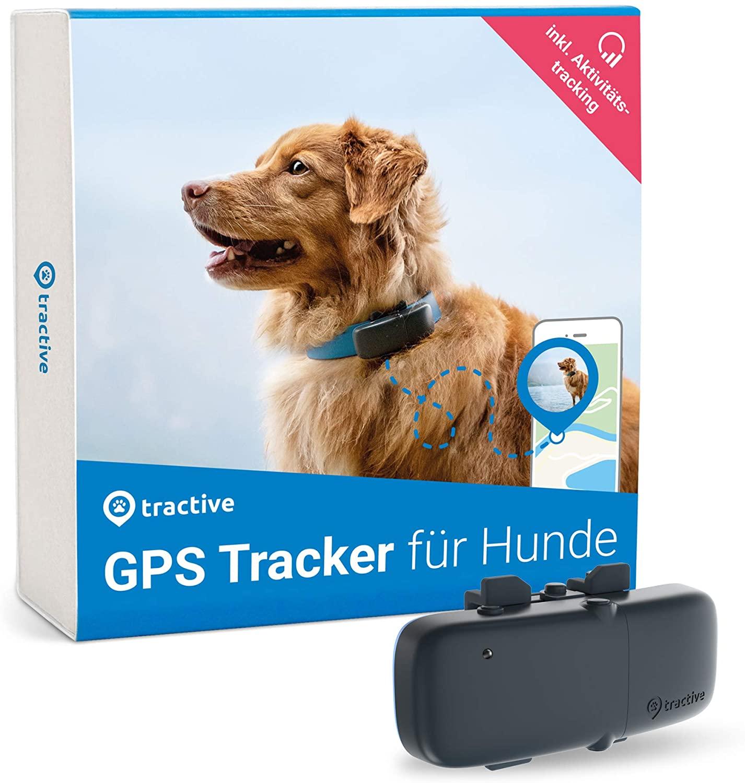 Tractive GPS tracker voor honden en katten voor €30,55