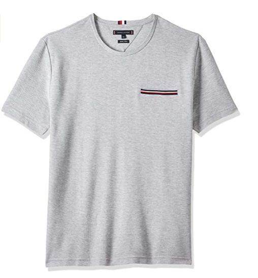 Tommy Hilfiger Heren Sport Shirt voor €16,02
