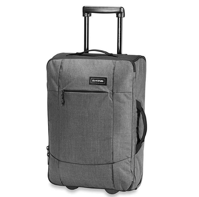 Dakine Reiskoffer 40 liter – grijs/zwart voor €30,60
