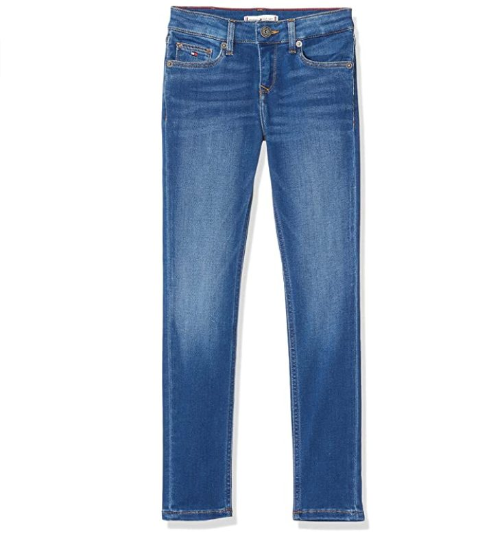 Tommy Hilfiger Nora Skinny meisjes jeans voor €13,86