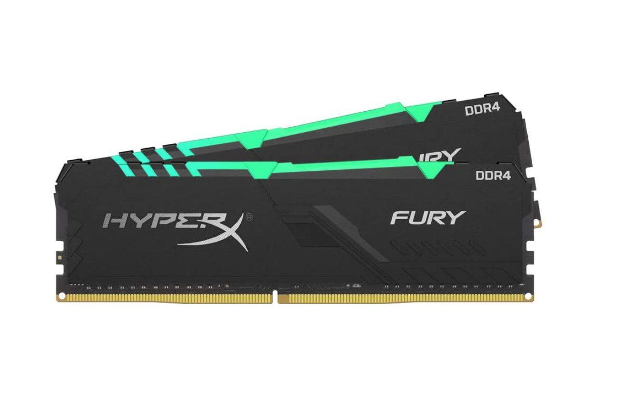 HyperX Fury 3200Mhz 2x8GB RAM voor voor €66,65