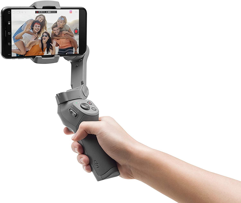 DJI Osmo Mobile 3 – Smartphone Gimball voor €79