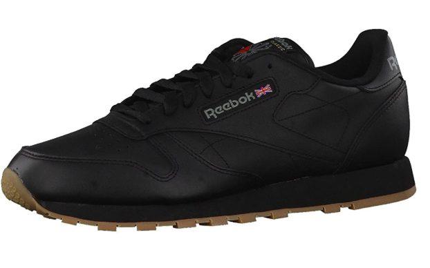 Reebok Classic Leather zwart voor €35,67