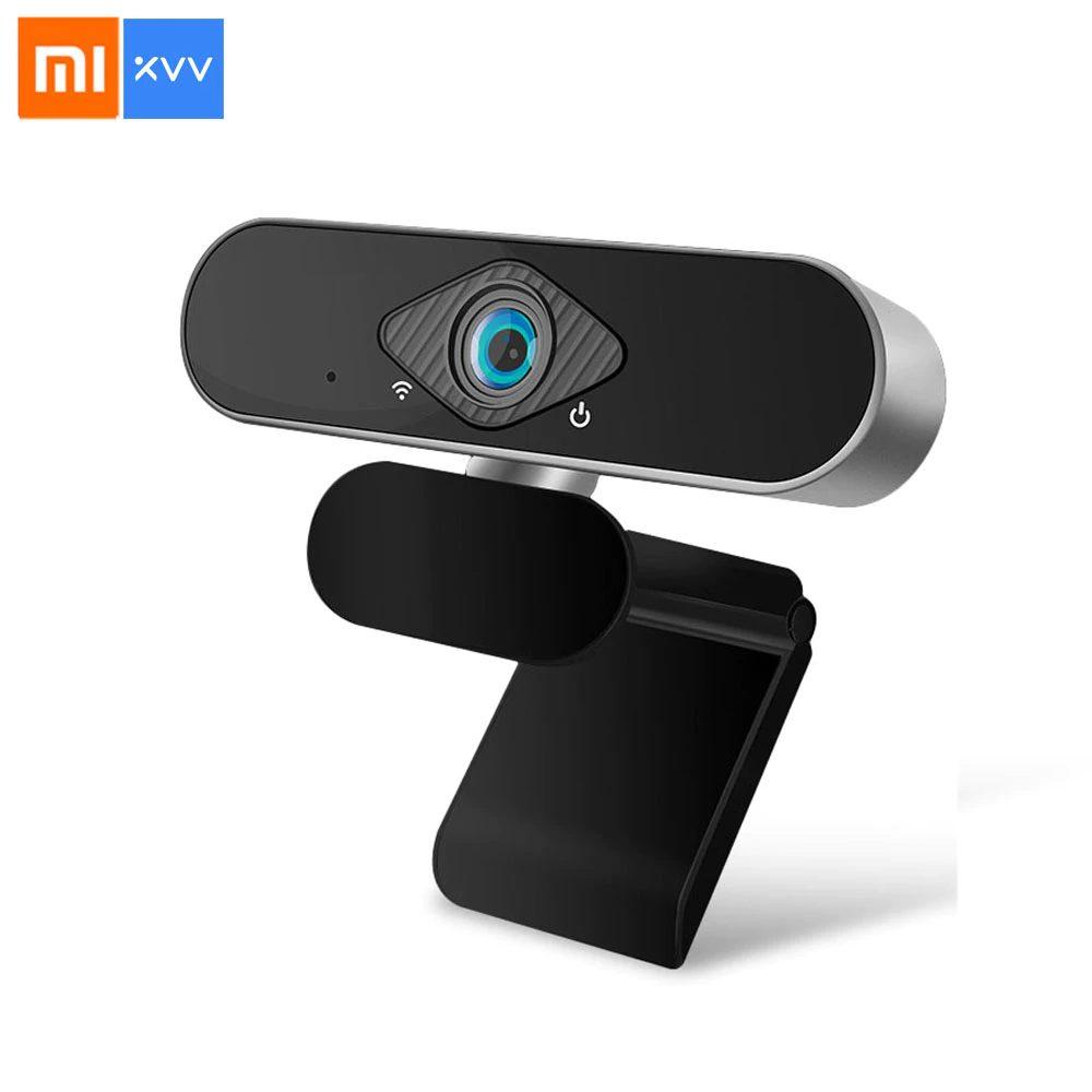 Xiaomi Xiaovv 1080P USB Webcam voor €12,96 door kortingscode