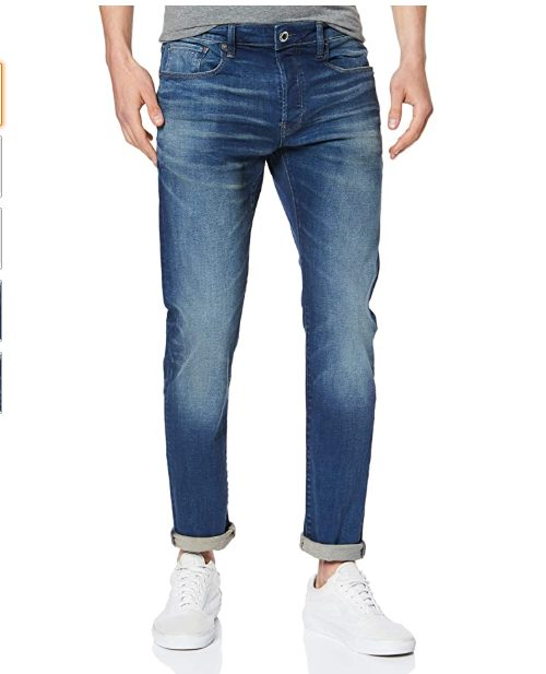 G-Star RAW 3301 Slim Jeans voor €40,24