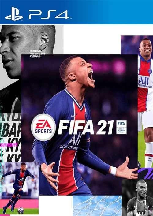 FIFA 21 voor PS4 voor €47,39