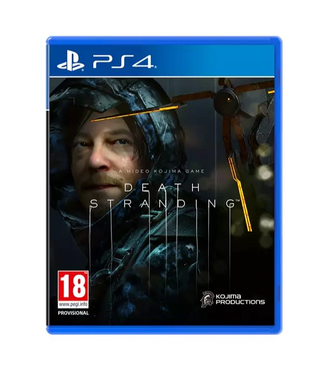 Death Stranding Playstation 4 voor €18