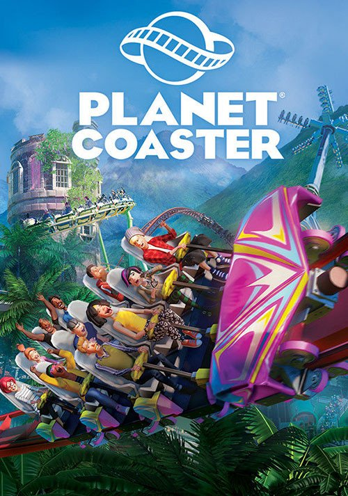 Planet Coaster – Console Edition voor €34,95
