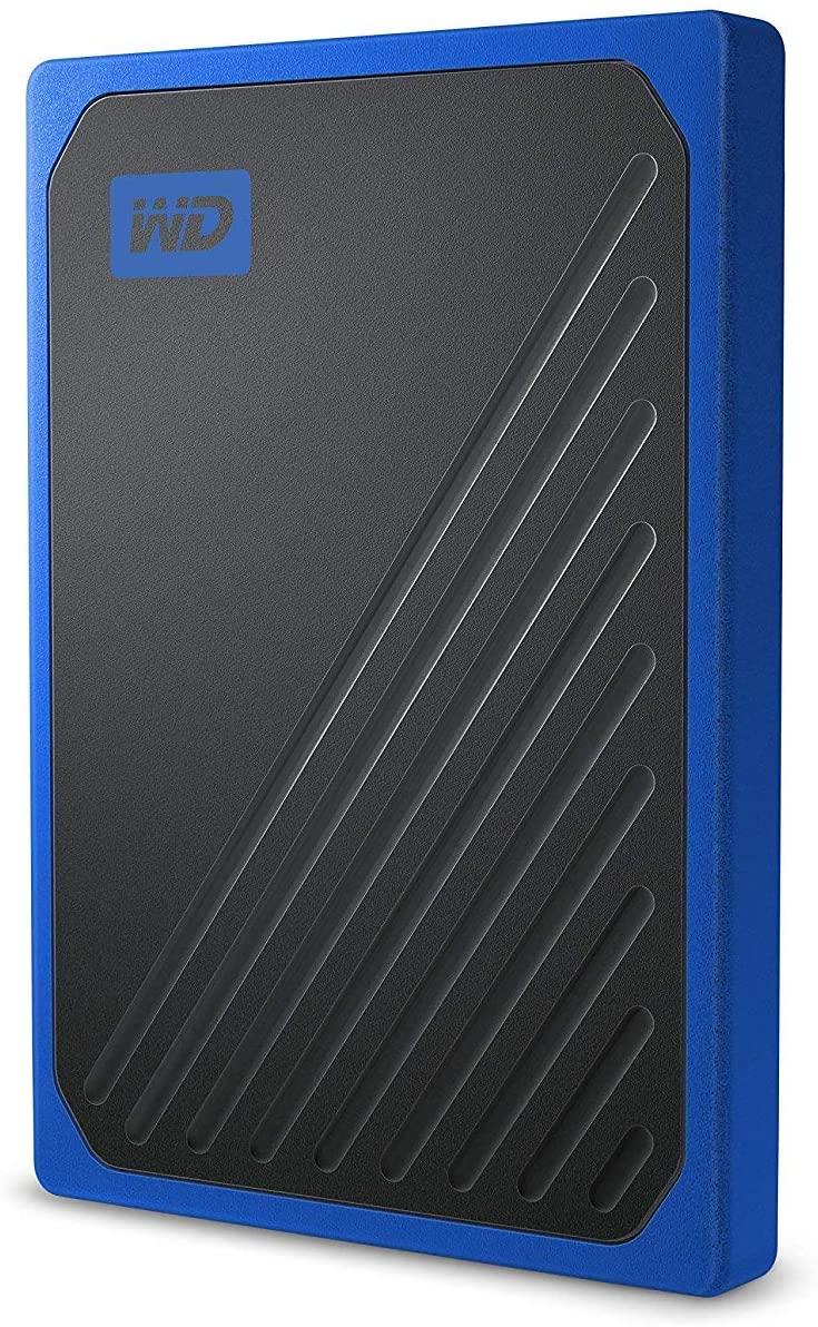 WD My Passport Go Blauw WDBMCG0010BBT voor €109,11