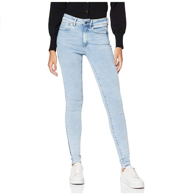 G-STAR RAW Lhana dames Jeans voor €33,17