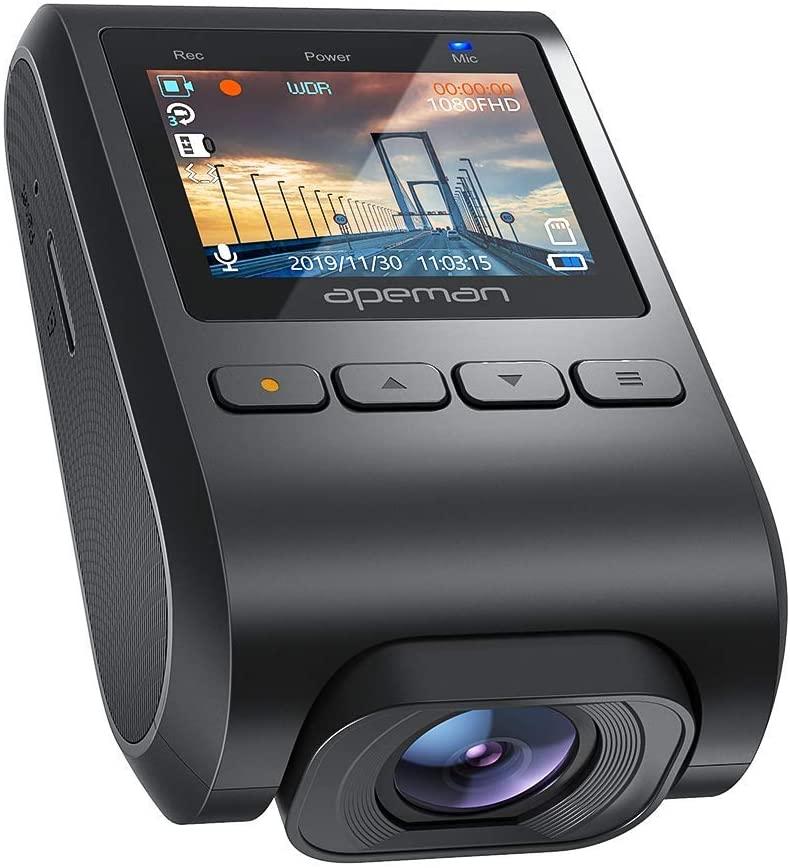 Apeman C370 Mini-dashcam voor €25