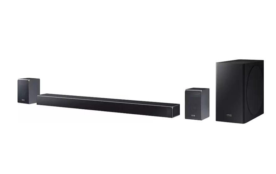 Samsung HW-Q90R – Soundbar – voor €777