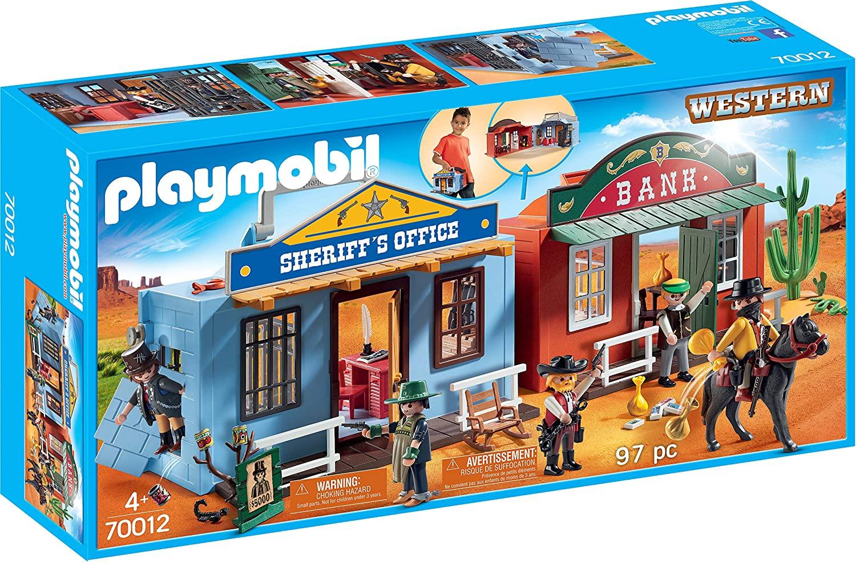 Playmobil Western City 70012 voor €24,41