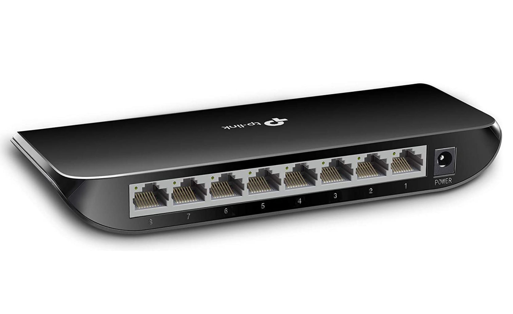 TP-LINK TL-SG1008 – Gigabit Switch voor €14,45