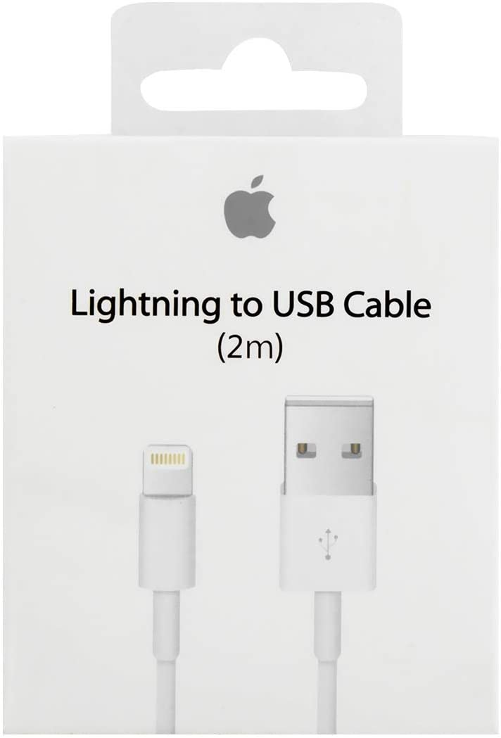 Apple Lightning Cable 2 meter voor €11,30