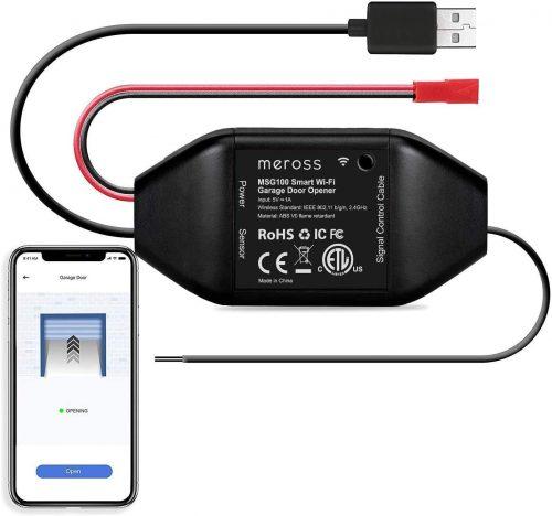 Meross Smart WLAN garagedeuropener voor €19,99