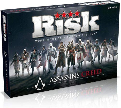 Winning Moves Risk Assassins Creed voor €24,13