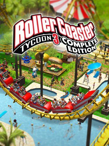 RollerCoaster Tycoon 3 gratis via Epic Games