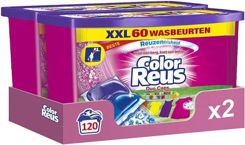 Witte Reus Color Reus Duo Caps 120 stuks voor €19,98
