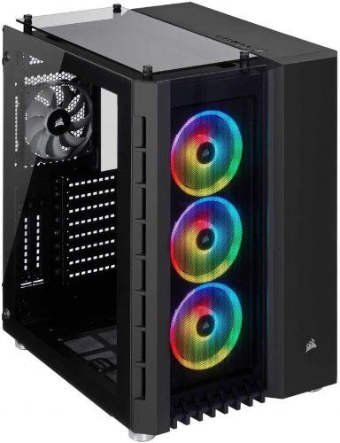 Corsair Crystal 680X RGB Midi-Toren Zwart voor €184,66