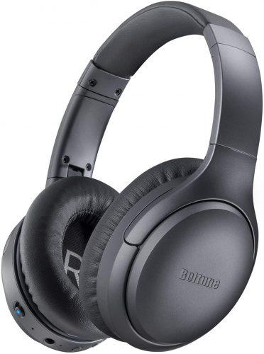 Boltune Active Noise Cancelling koptelefoon voor €19,99 door kortingscode