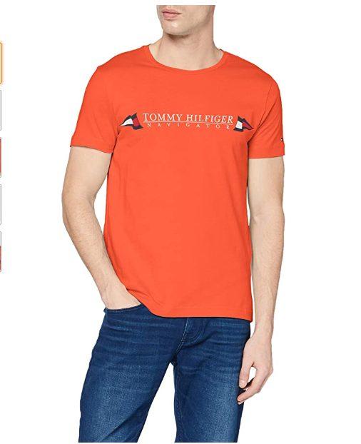 Tommy Hilfiger Heren Sport Shirt voor €14,98