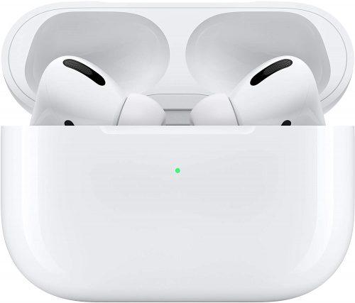 Apple AirPods Pro met Draadloze Oplaadcase voor €185