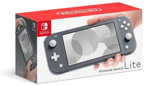 Nintendo Switch Lite Console – Grijs voor €189