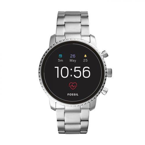 Fossil Q Explorist Smartwatch voor €120,75 door kortingscode