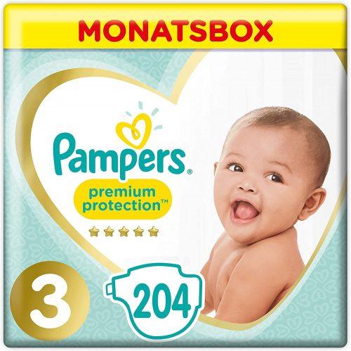 Pampers Premium Protection maandbox voor €35,64