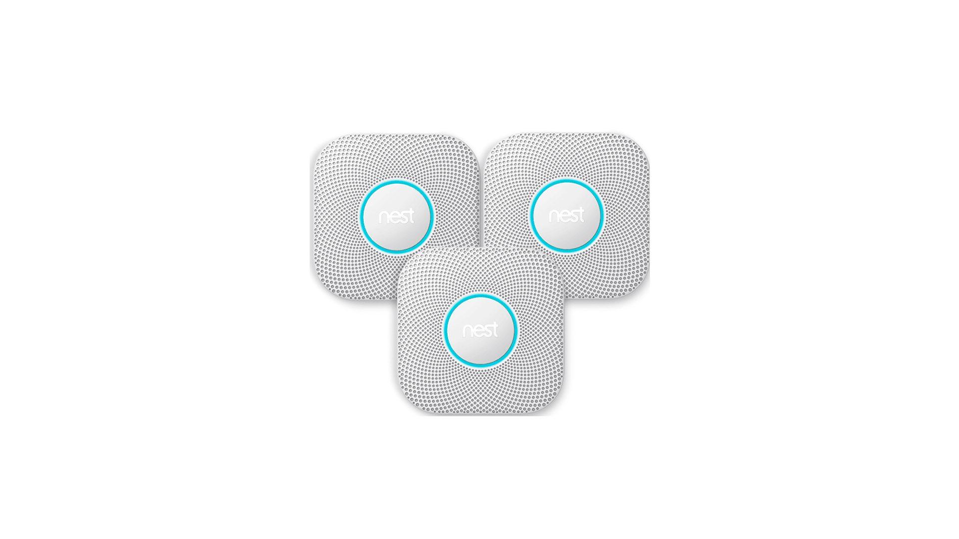 Nest Protect Battery 3-pack – Rook- en koolmonoxidemelder voor €279