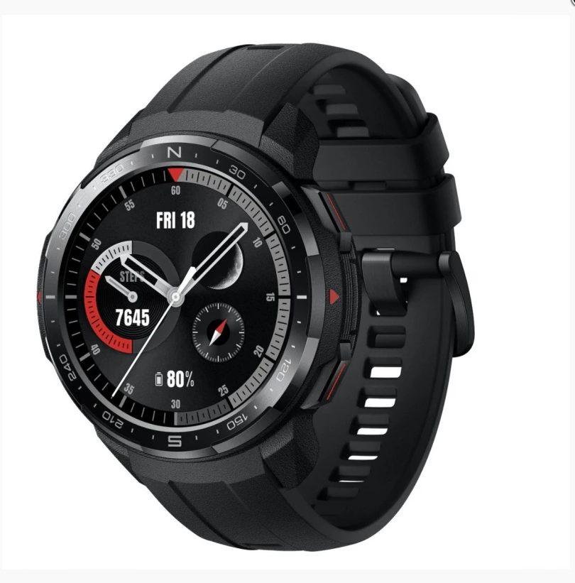 Honor Watch GS Pro zwart voor €179,90