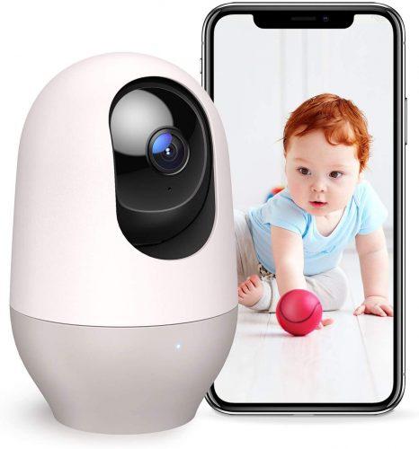 Nooie Babyfoon Camera met bewegingssensor voor €29,99