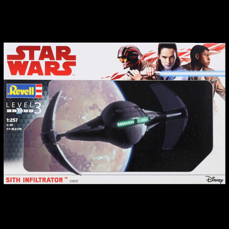 Revell Star Wars bouwpakketten voor €1,99