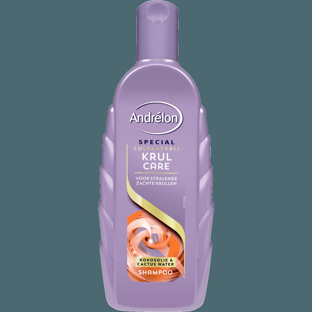 5 stuks Andrélon shampoo, conditioners en maskers voor €10