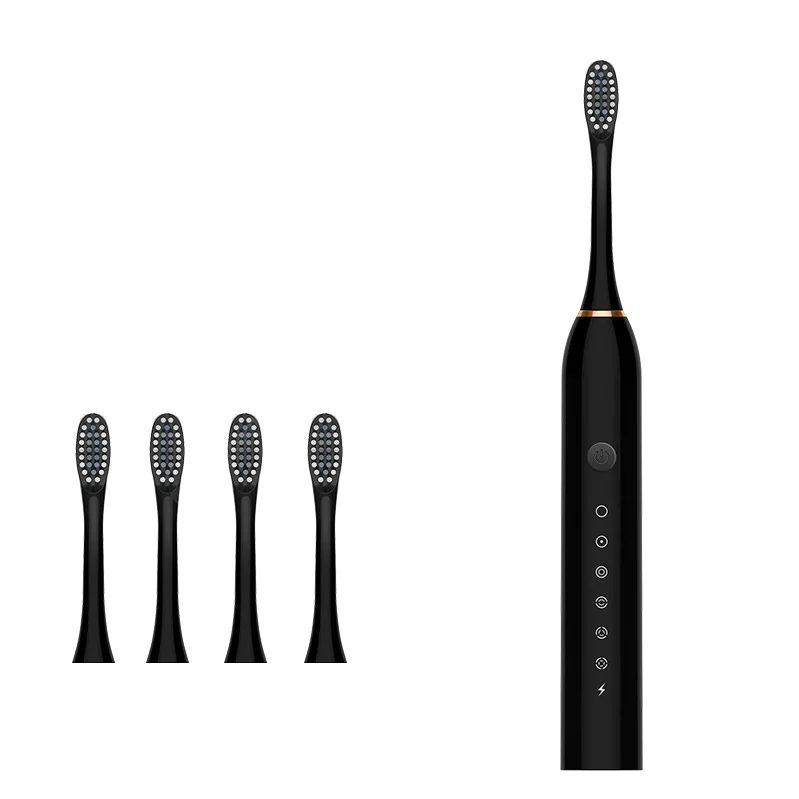 Sonic Elektrische Tandenborstel met 3 extra opzetborstels voor €7,95